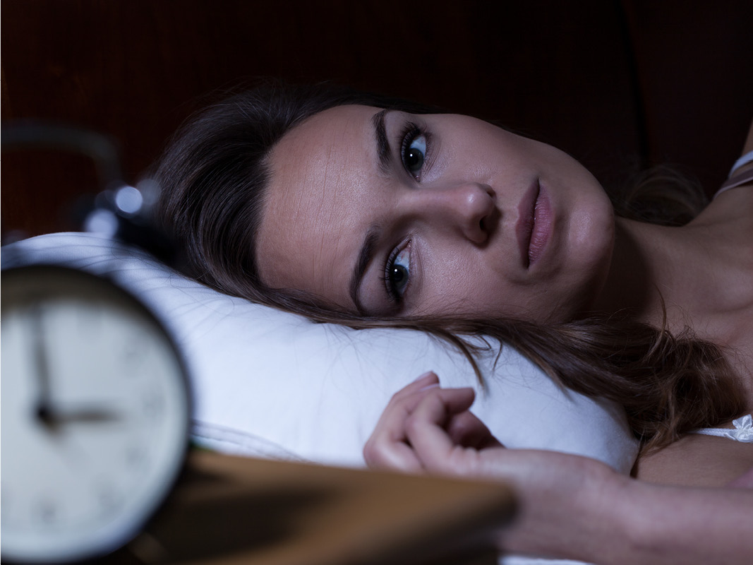Difficulty Staying Asleep – Insomnia