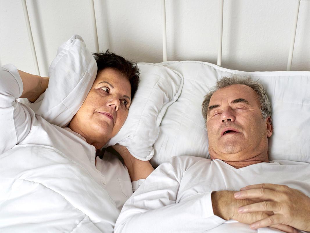 Snoring and obstructive sleep apnea (OSA)