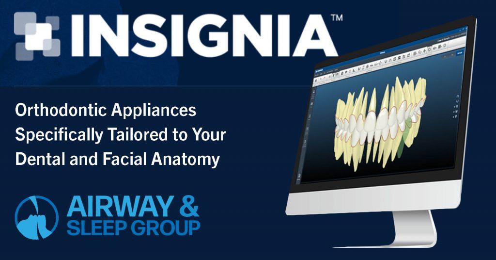 Insignia orthodontic appliances logo