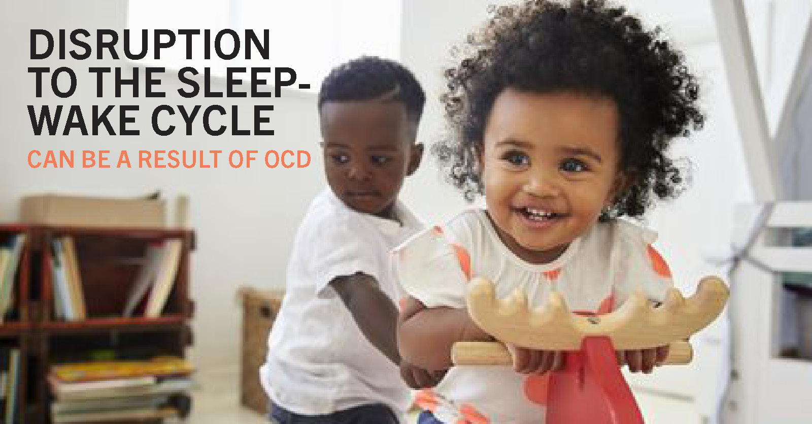 Sleep in Children and Adolescents with Obsessive-Compulsive Disorder— Early Screening from 0 to 5 years-old