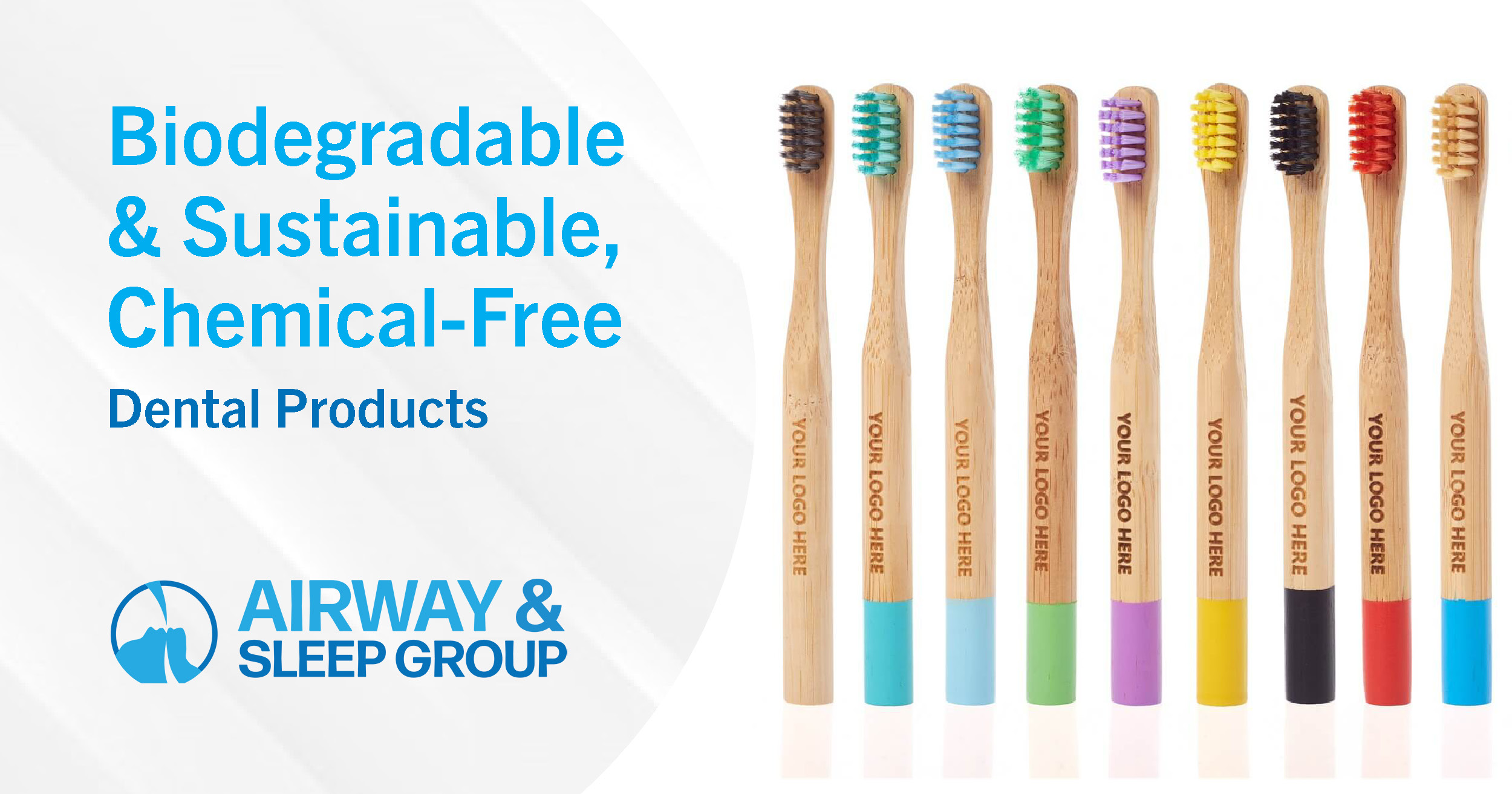 Biodegradable & Sustainable, Chemical-Free Dental Products