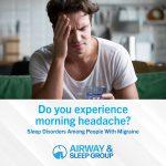 Sleep Disorders Among People With Migraine