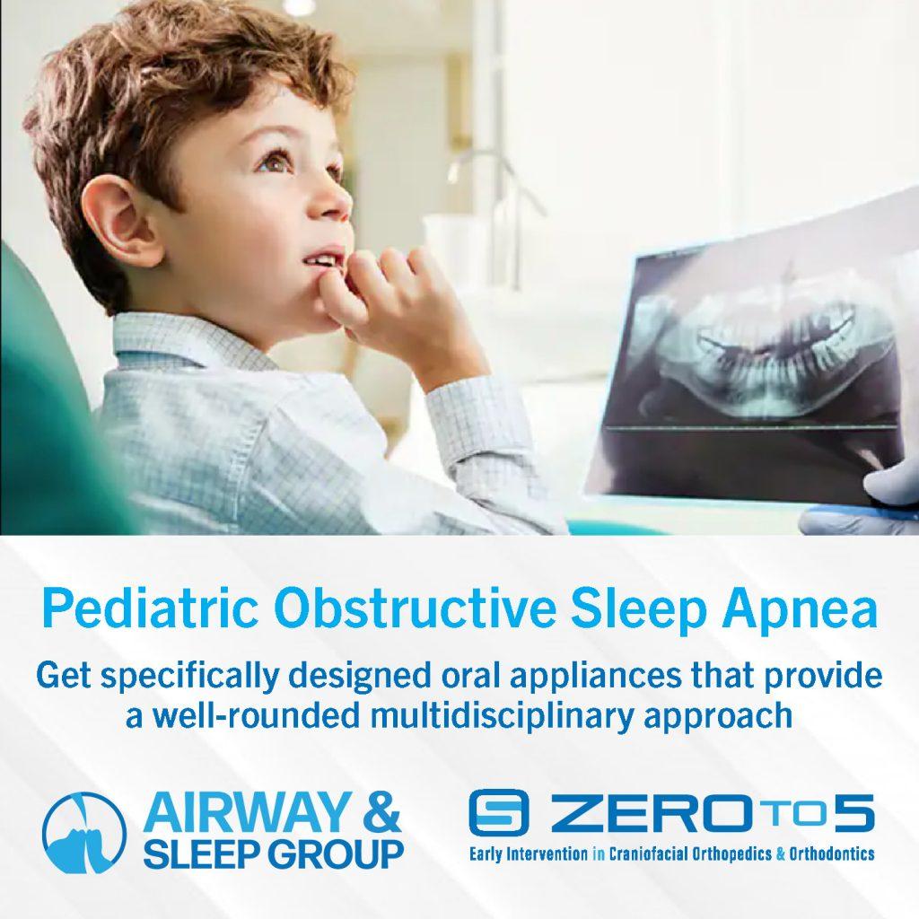 pediatric sleep-disordered breathing